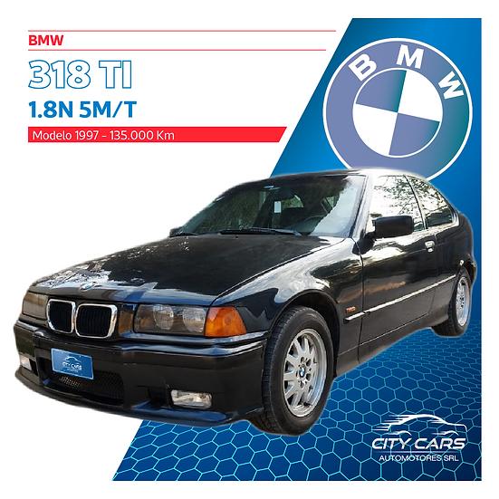 BMW 318 TI 1.8