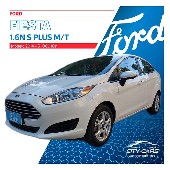 Ford Fiesta KD S Plus