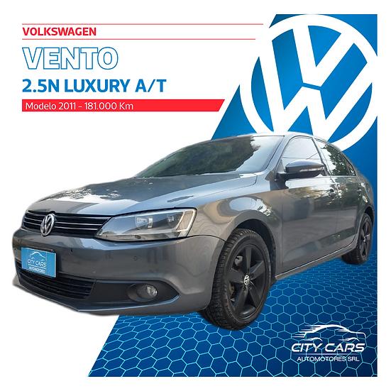 Volkswagen Vento Luxury 2.5 A/T