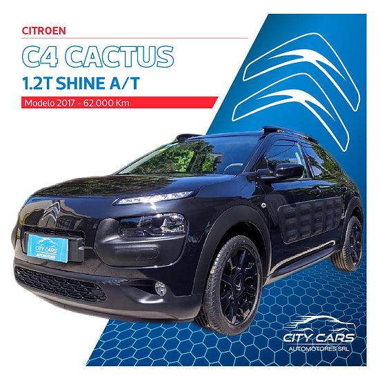 Citroen C4 Cactus Shine A/T