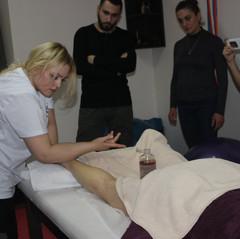 Neuro-sedative massage masterclass