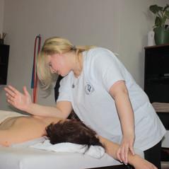 SPA massage masterclass