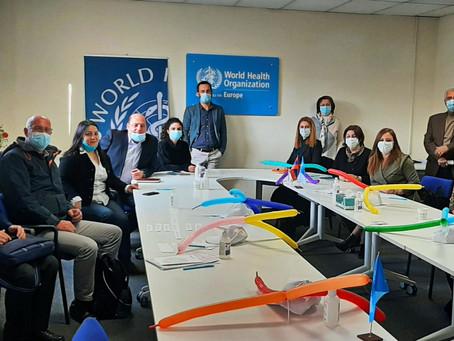 Աշխատաժողով. «Վերականգնողական ոլորտի կարիքների գնահատում հետպատերազմական իրավիճակում»