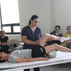 Seminar on Kinesiotherapy and Massage after limb amputation