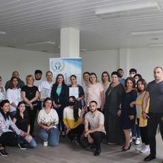 Practical seminar at Gracia rehabilitation center