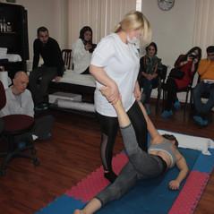 Thai-vedic yoga massage masterclass