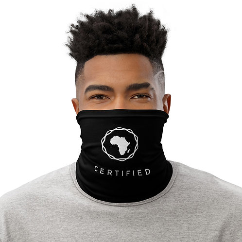 Certified Africa™ Neck Cover