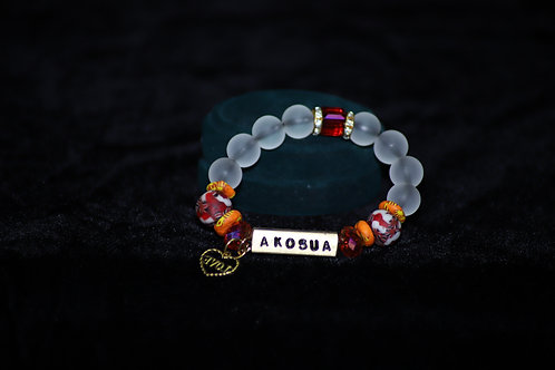 Akosua Day Name Bracelet