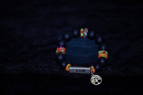 Yaw Day Name Bracelet