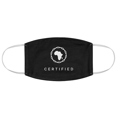 Certified Africa™ Face Mask
