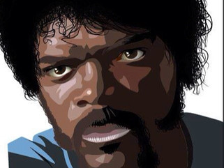 Samuel L. Jackson from Pulp Fiction