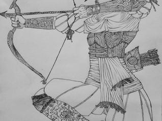 Ornate Archer