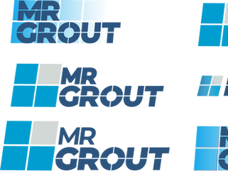 Mr Grout Logo Concepts and Ideas