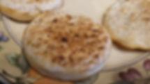 English Sourdough Crumpets
