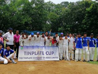 Cricket Tournament Organized by Jamshedpur Cricket Association