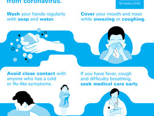 Protect yourself & loved ones from Novel Corona Virus