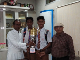 Dainik jagran Sanskarshala Quiz Competition
