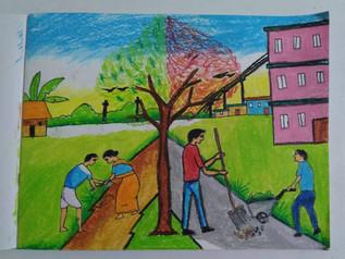 Gandgi Mukt Bharat in Schools