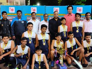 37th Jyoti Inter-School Basketball Tournament Finals