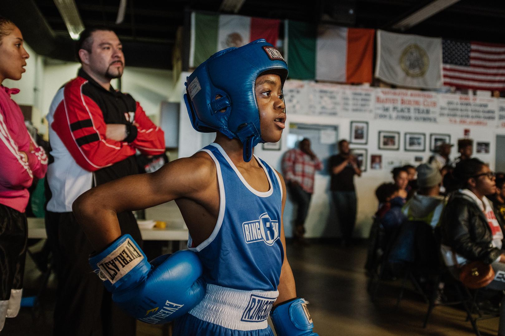 Harvey Boxing Club