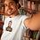 Thumbnail: Frida Kahlo Playera para Hombre