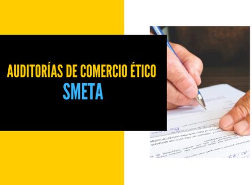 Auditorías de comercio ético SMETA