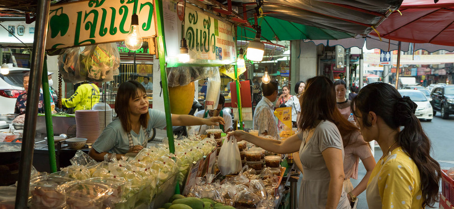 Streetfood at Chinatown Bangkok
