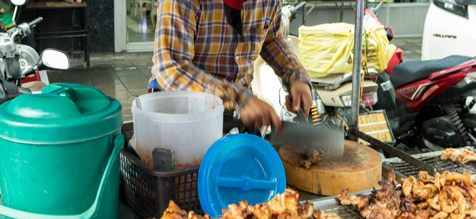 Streetfood Bangkok Thailand