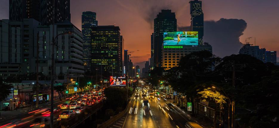 Bangkok Mahanakhon building