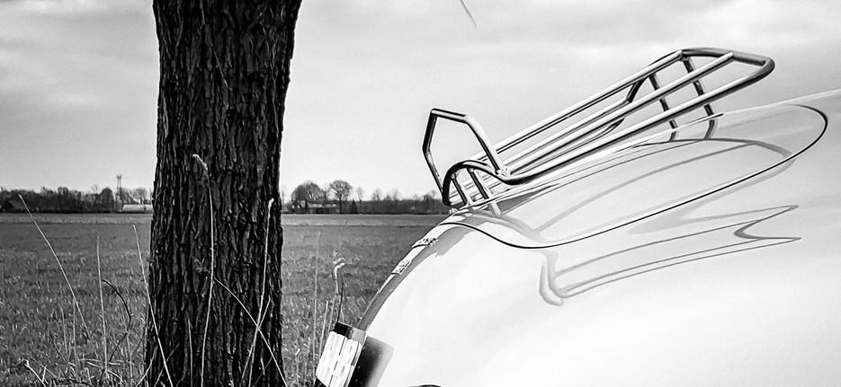 Porsche 356 Speedster - knotwilg