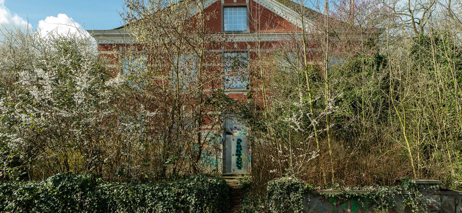 Urbex, hidden villa