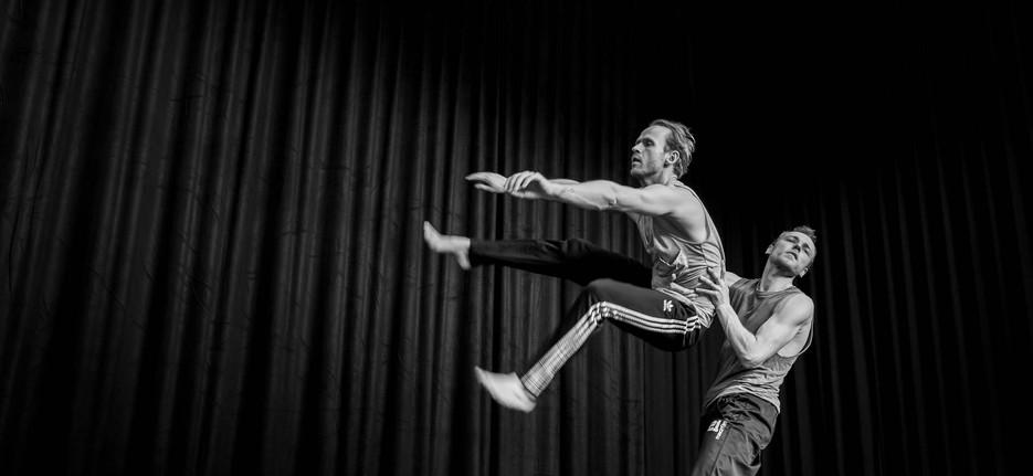 Social Impact Tour De La Mar theater Amsterdam / Dans