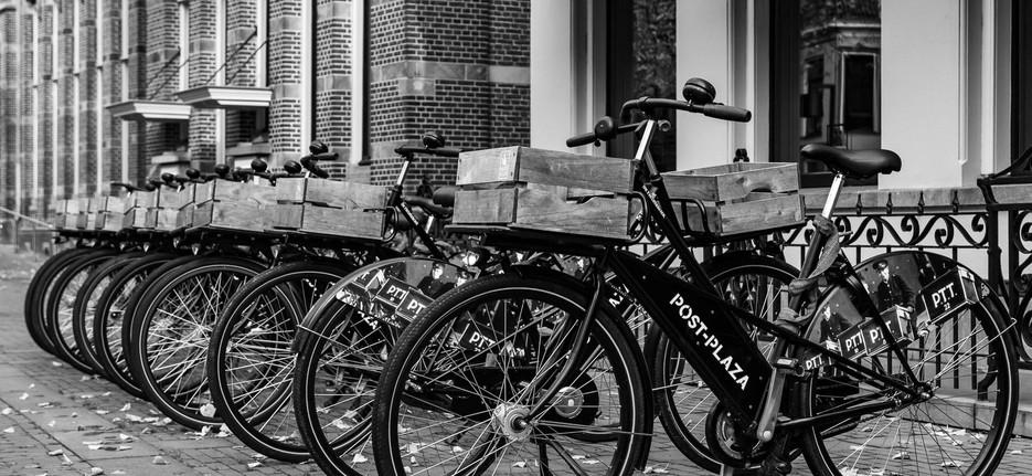 PostNL fiets
