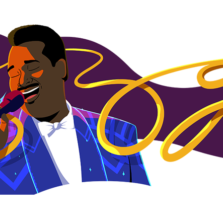 Google Doodle Honors Luther Vandross On His 70th Birthday Today