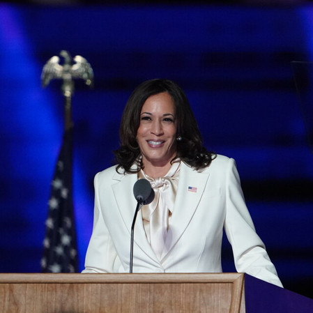 Kamala Harris First Speech As Vice President-Elect of The United States of America