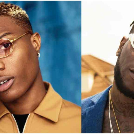 Burna Boy and WizKid Win Big At The 2021 Grammy Awards!