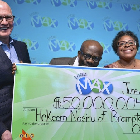 Canadian Couple Lost $50 Million Lotto Ticket And Found It