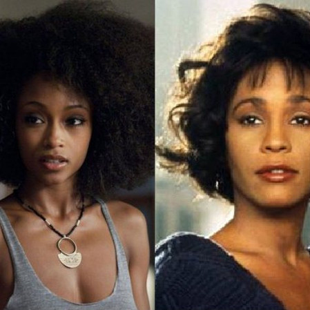 Former America's Next Top Model To Play Whitney Houston In LifeTime's Biopic