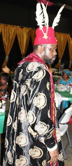Nigerian Chief
