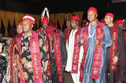 Nigerian Title Holders