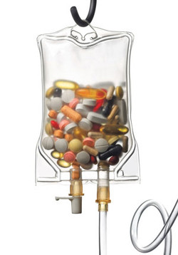 Intravenous (IV) Vitamin Nutrition
