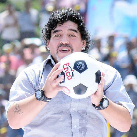 Diego Maradona Argentina Football Legend Dies At 60