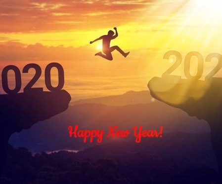 Done With 2020! Welcome To 2021!! Happy New Year!!!
