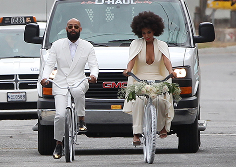 Solange & Alan Ferguson's Wedding
