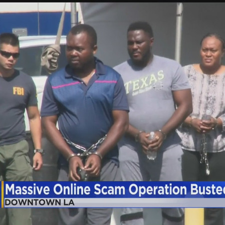 80 Nigerians Indicted In Massive Online Fraud, Money Laundry Scheme