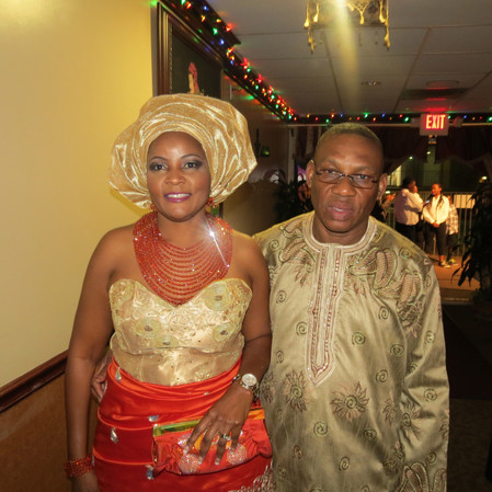 Bianca Katuuo and Samson's Wedding
