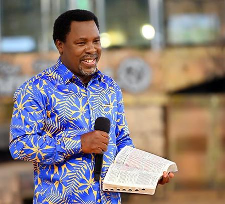 BREAKING:: Popular Nigerian Televangelist Prophet TB Joshua Has Passed Away