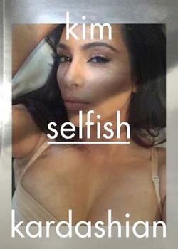 Coming Soon! Kim K's Selfie Book