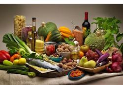 Mediterranean-style diet