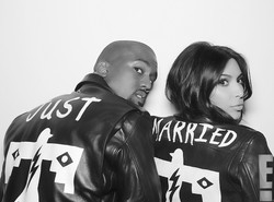 Kanye and Kim Kardashian's Wedding